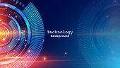 istock Technology Background 1147985100