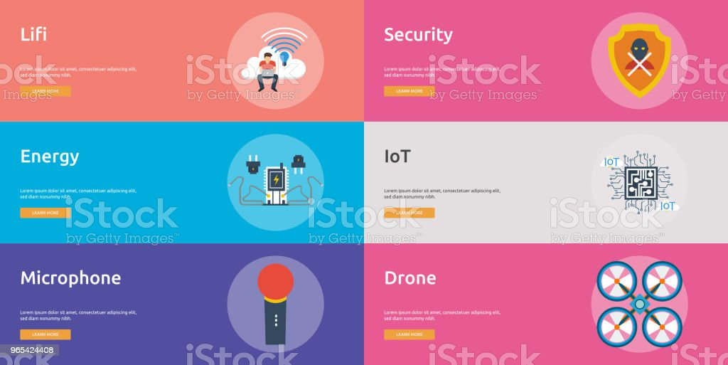 Technology Banner Design royalty-free technology banner design stock vector art & more images of abstract