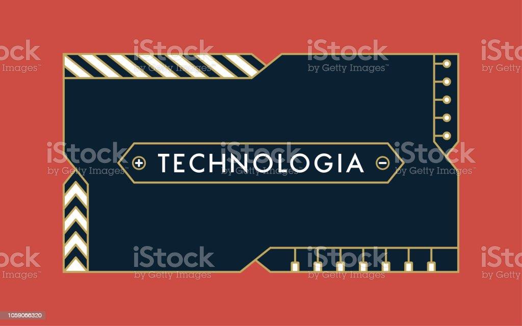 Carte Cadeau Entreprise.Entreprise De Technologie Modele De Carte Cadeau Vecteurs Libres
