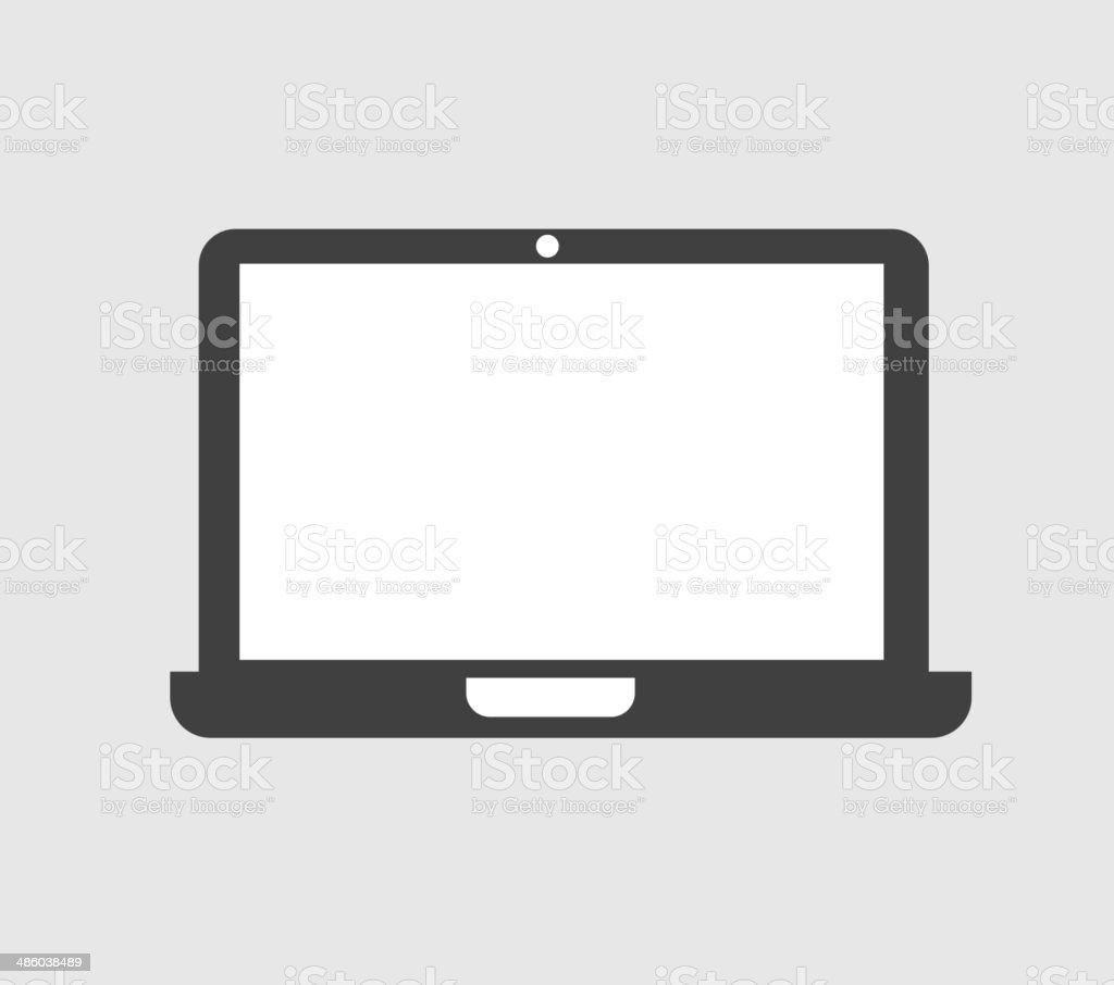 technology design vector art illustration