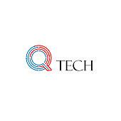 Q Technology Icon Design Inspiation