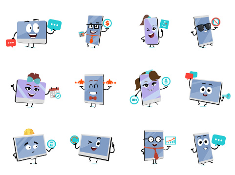Technology mascots