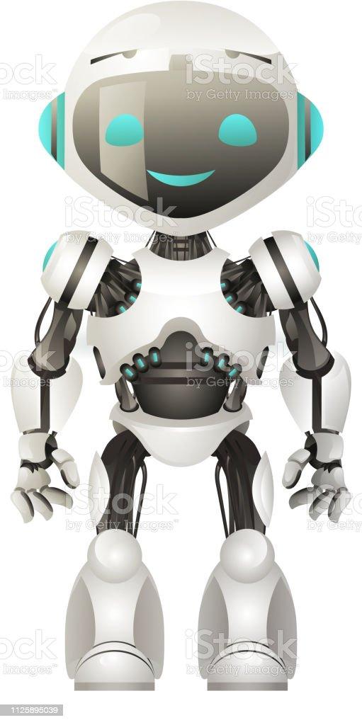 Technology Mechanical Artificial Intelligence Future Robot