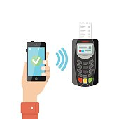 NFC technology payments