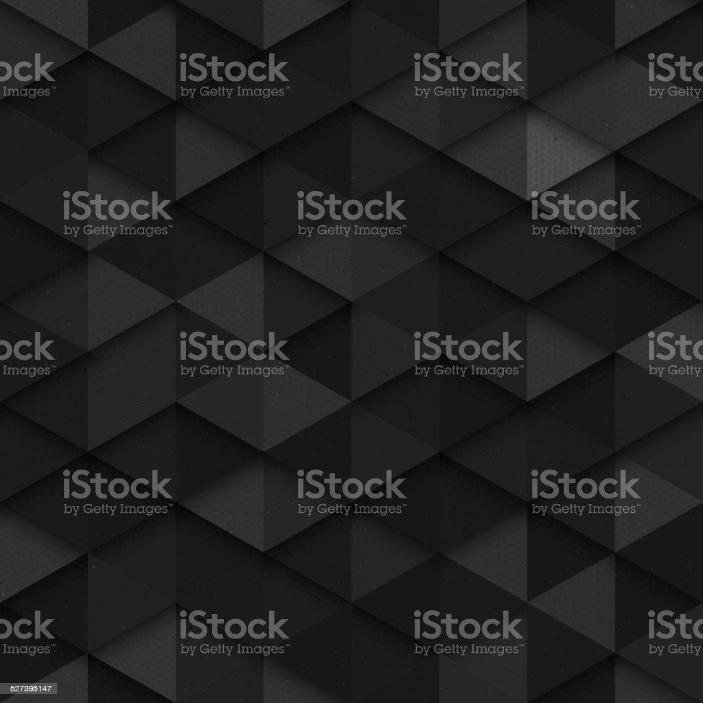 Technology Seamless Vector Dark Pattern vector art illustration