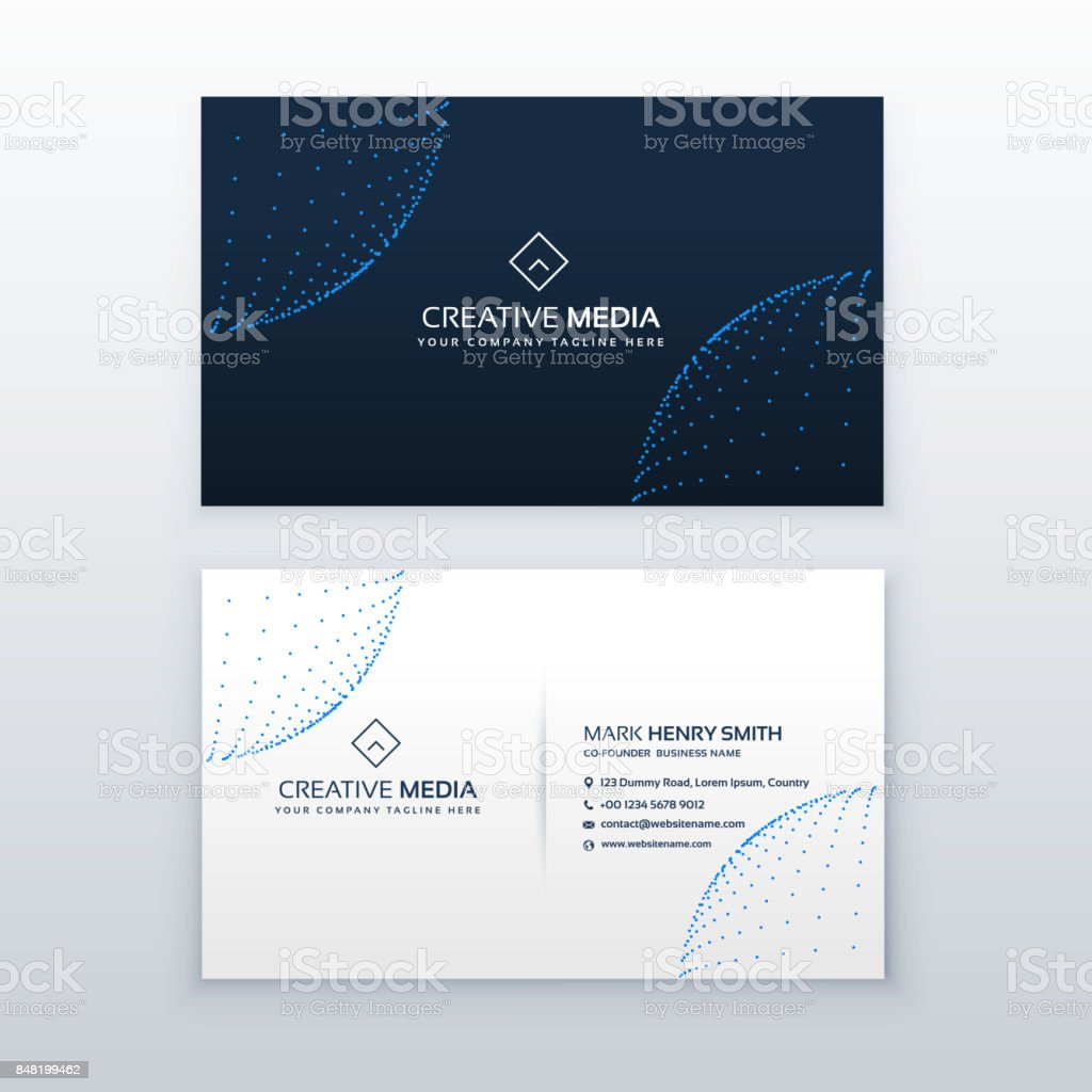 Technology style business card design template stock vector art technology style business card design template royalty free stock vector art magicingreecefo Gallery
