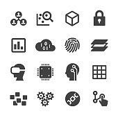 Technology Trend Icons - Acme Series