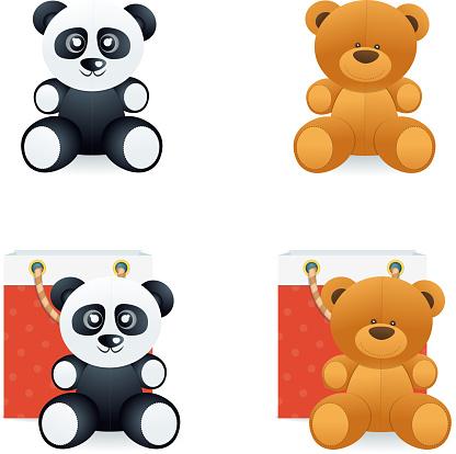 Teddy Bear Icons