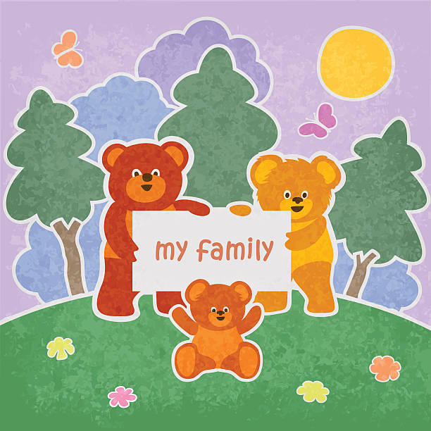 Royalty Free Teddy Bear Picnic Clip Art Vector Images