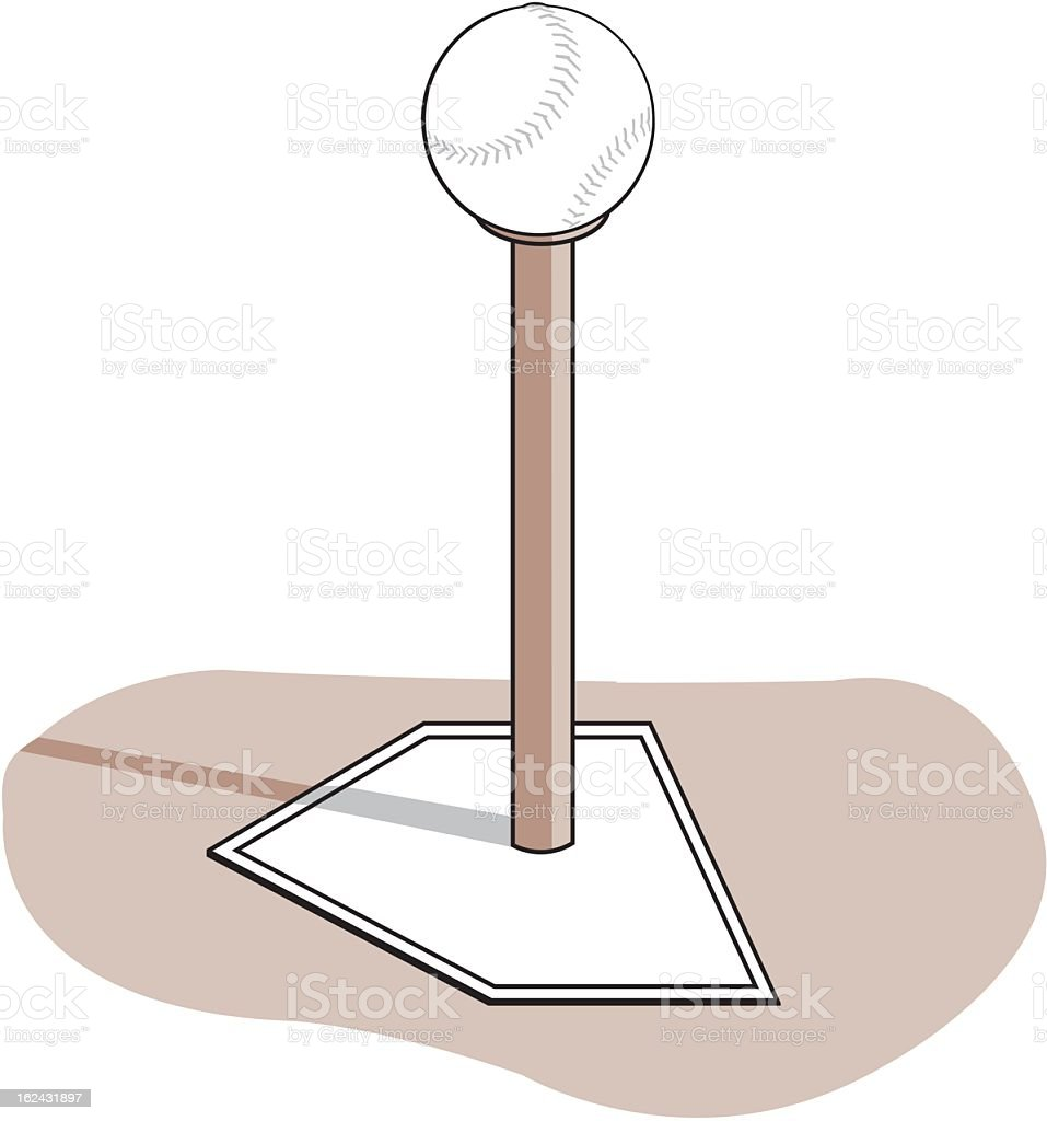 royalty free t ball clip art vector images illustrations istock rh istockphoto com t ball clipart free T-Ball Clip ArtIcons