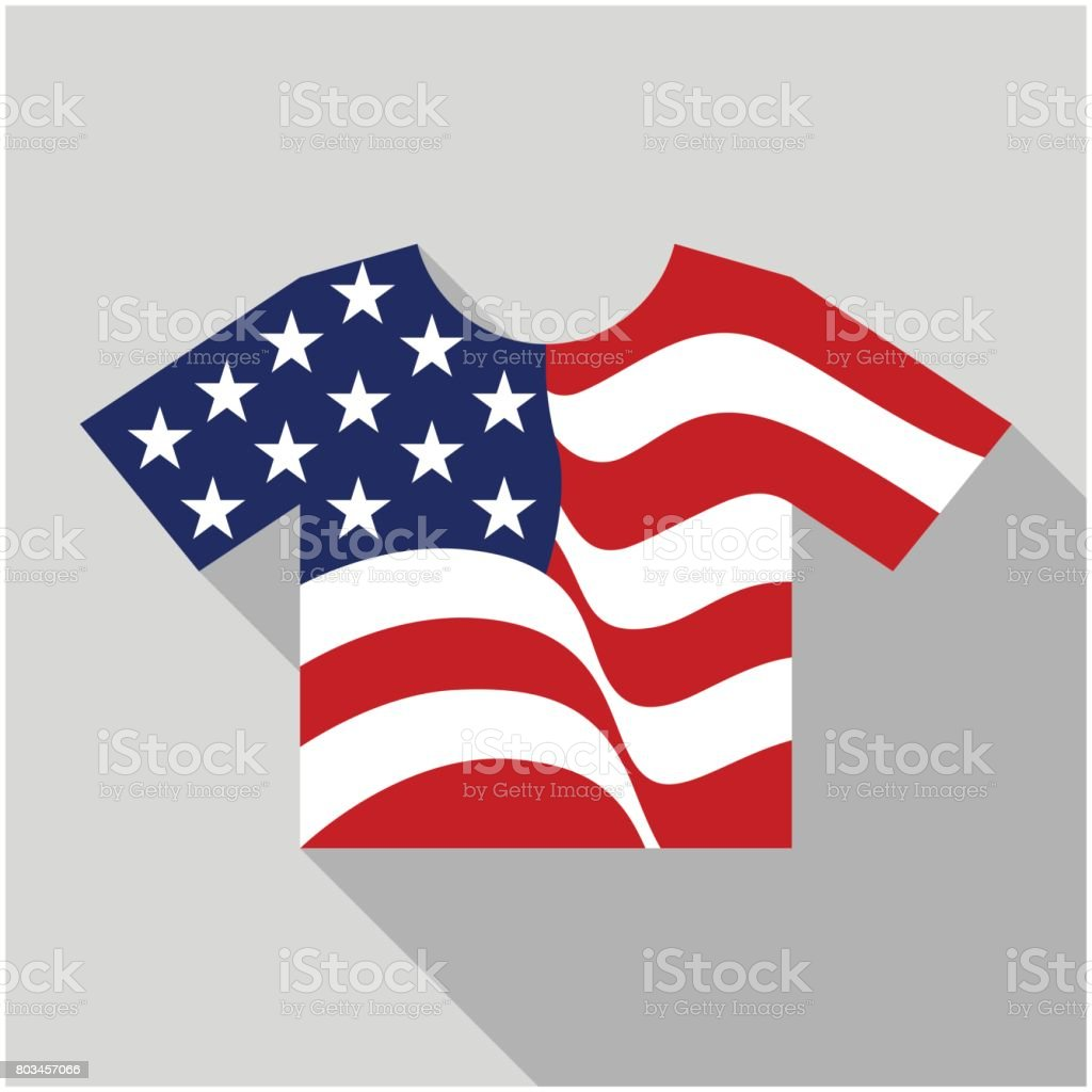 royalty free american flag cloth clip art vector images rh istockphoto com
