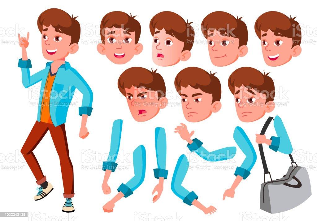 Teen boys emotions