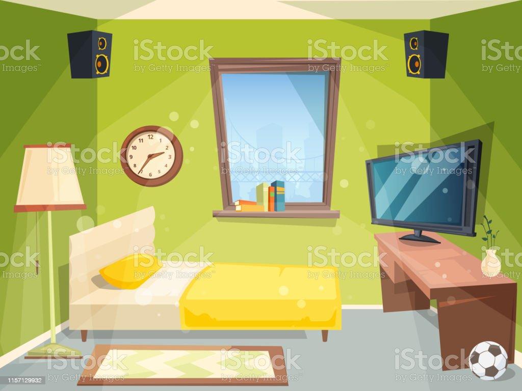 Chambre De Ladolescence Petite Chambre à Coucher Pour
