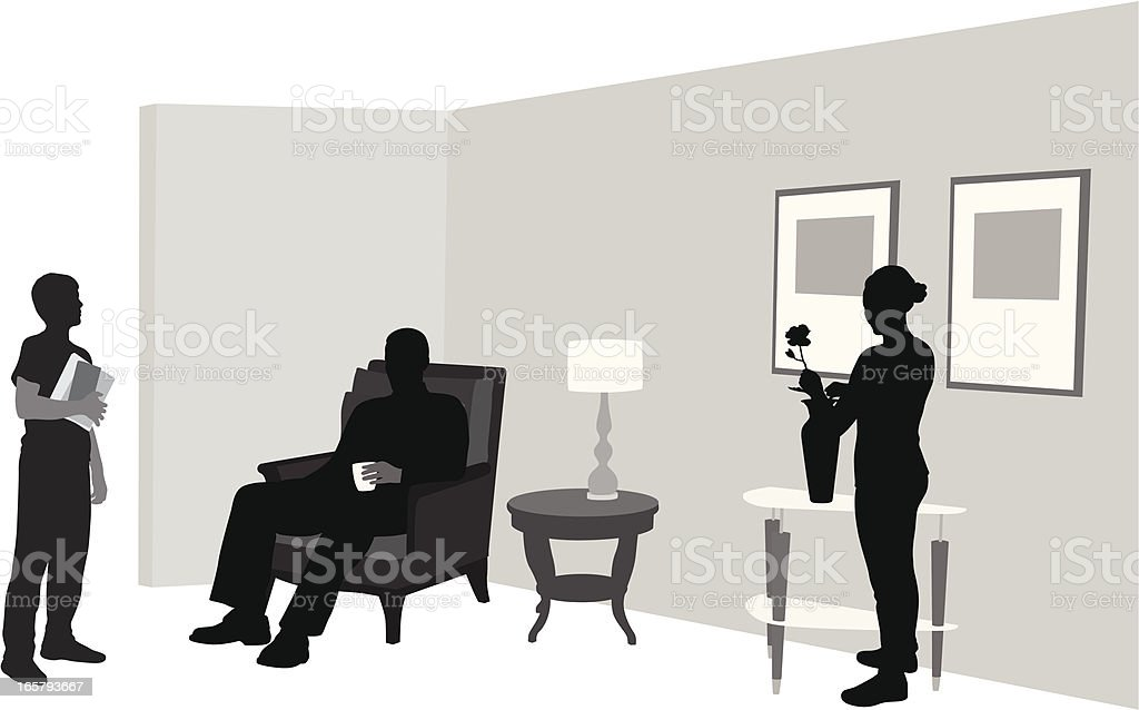 Teen Years Vector Silhouette royalty-free teen years vector silhouette stock vector art & more images of apartment