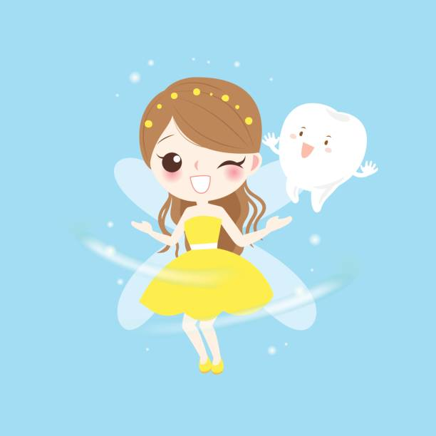 Top 60 Tooth Fairy Clip Art Vector Graphics And Illustrations Istock