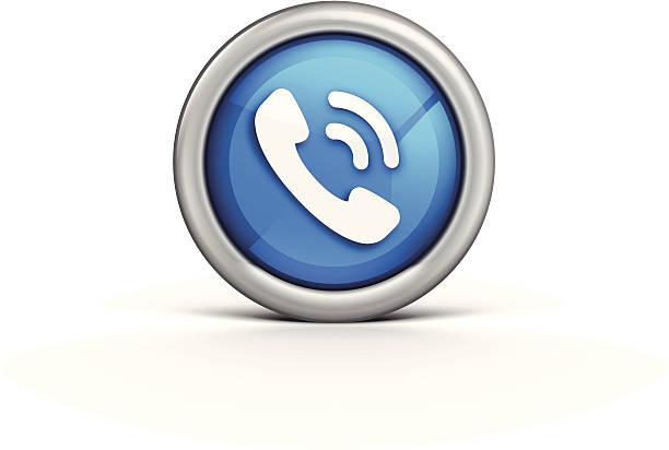 Telefon-Symbol – Vektorgrafik