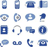 Telephone Icons - Pro Series