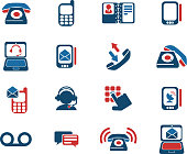 Telephone Icons