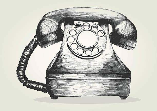 Best Telephone Operator Vintage Illustrations, Royalty ...
