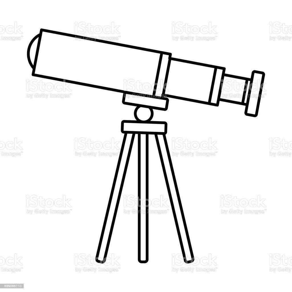 telescope icon image stock illustration download image now istock telescope icon image stock illustration download image now istock