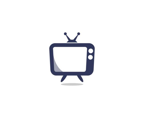 Television icon This illustration/vector you can use for any purpose related to your business. television set stock illustrations