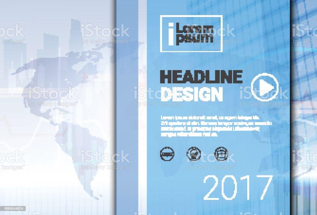template design brochure annual report magazine poster corporate, Presentation templates