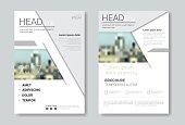 Template Design Brochure, Annual Report, Magazine, Poster, Corporate Presentation, Portfolio, Flyer With Copy Space