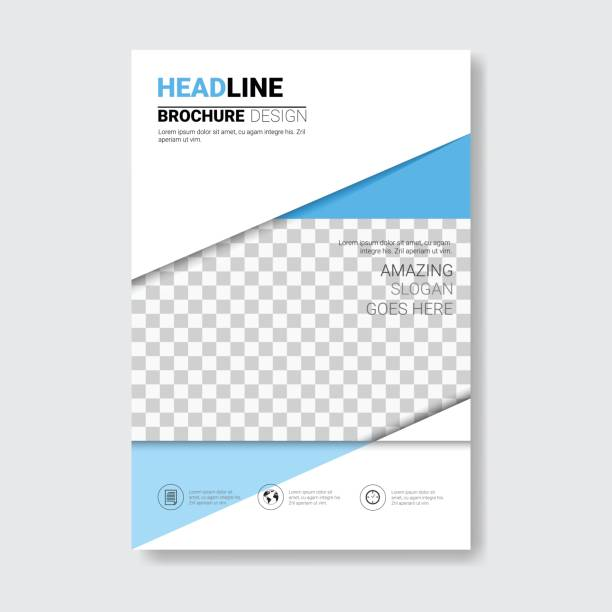 Template Design Brochure, Annual Report, Magazine, Poster, Corporate Presentation, Portfolio, Flyer With Copy Space Template Design Brochure, Annual Report, Magazine, Poster, Corporate Presentation, Portfolio, Flyer With Copy Space Vector Illustration invitational stock illustrations