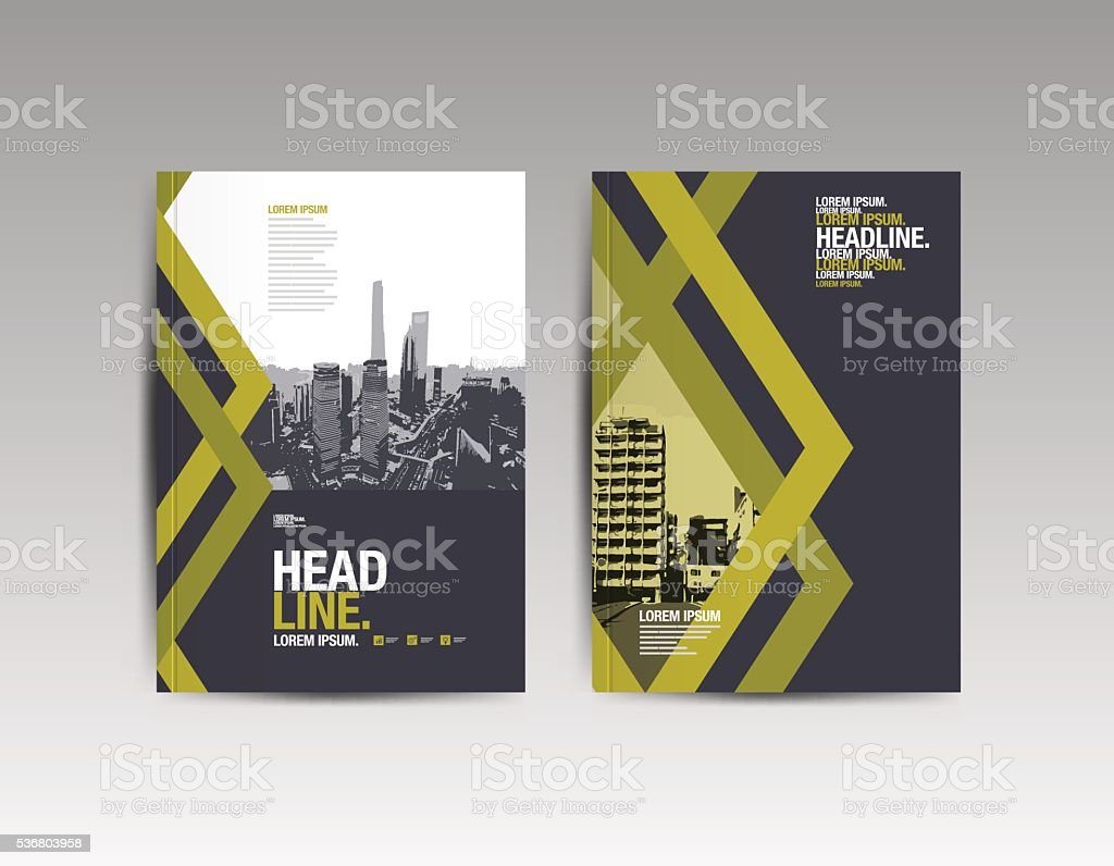 Template design, Layout,Brochure Design Templates vector art illustration