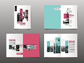Template design, Layout,Template  Brochure Design Templates,Geometric Abstract Modern Backgrounds
