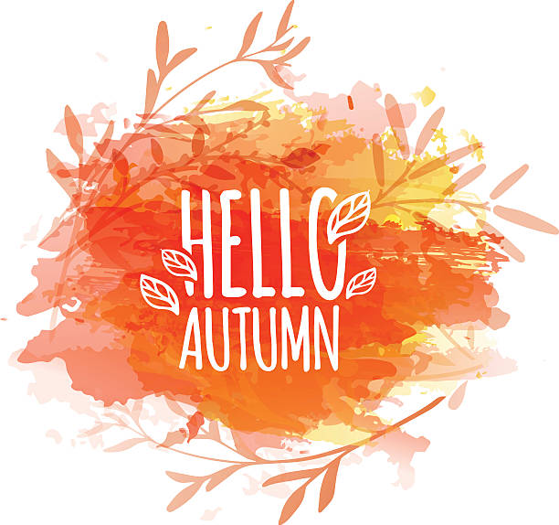 Royalty Free Autumn Clip Art, Vector Images ...