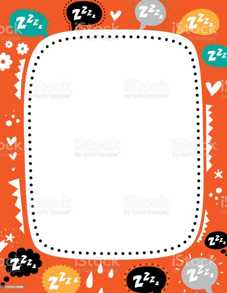template frame for babys photo album invitation note book or