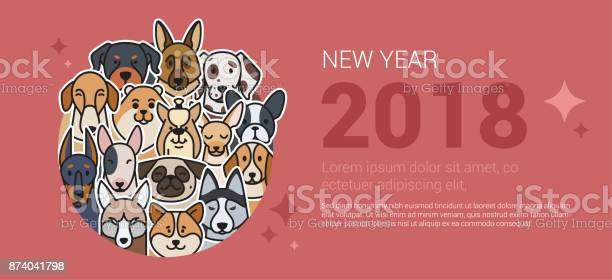Template greeting banner with dogs vector id874041798?b=1&k=6&m=874041798&s=612x612&h=apdzqwdb7aecusgvyb uqg6zmmvg1h6tgtwpexhukvm=