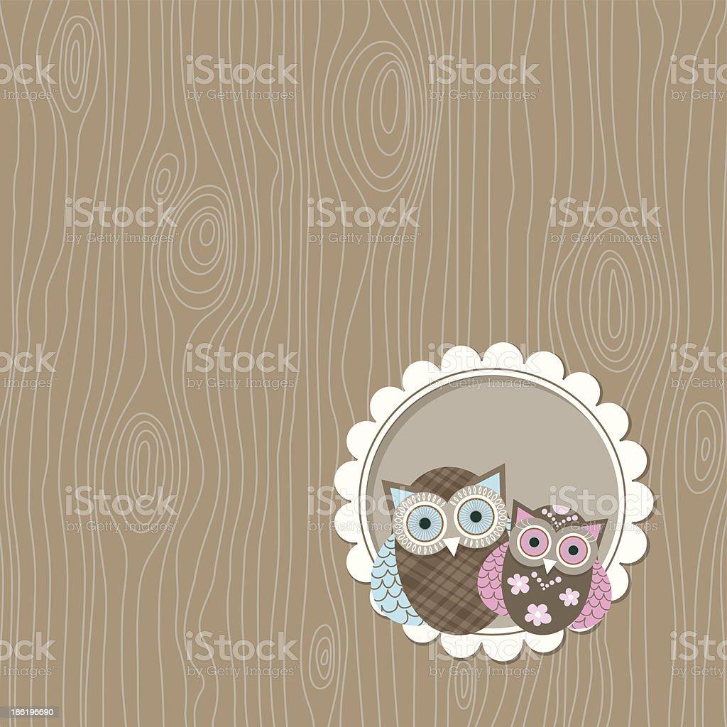 Template greeting card, vector vector art illustration