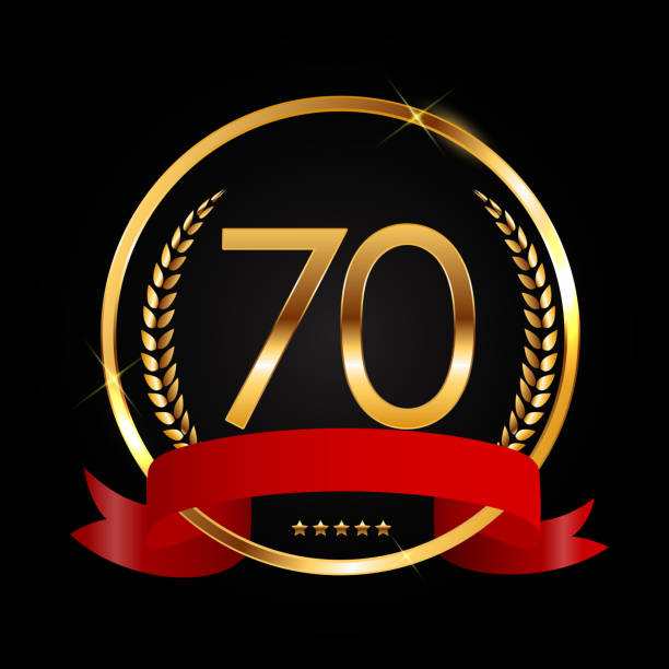 Download Best Number 70 Illustrations, Royalty-Free Vector Graphics ...