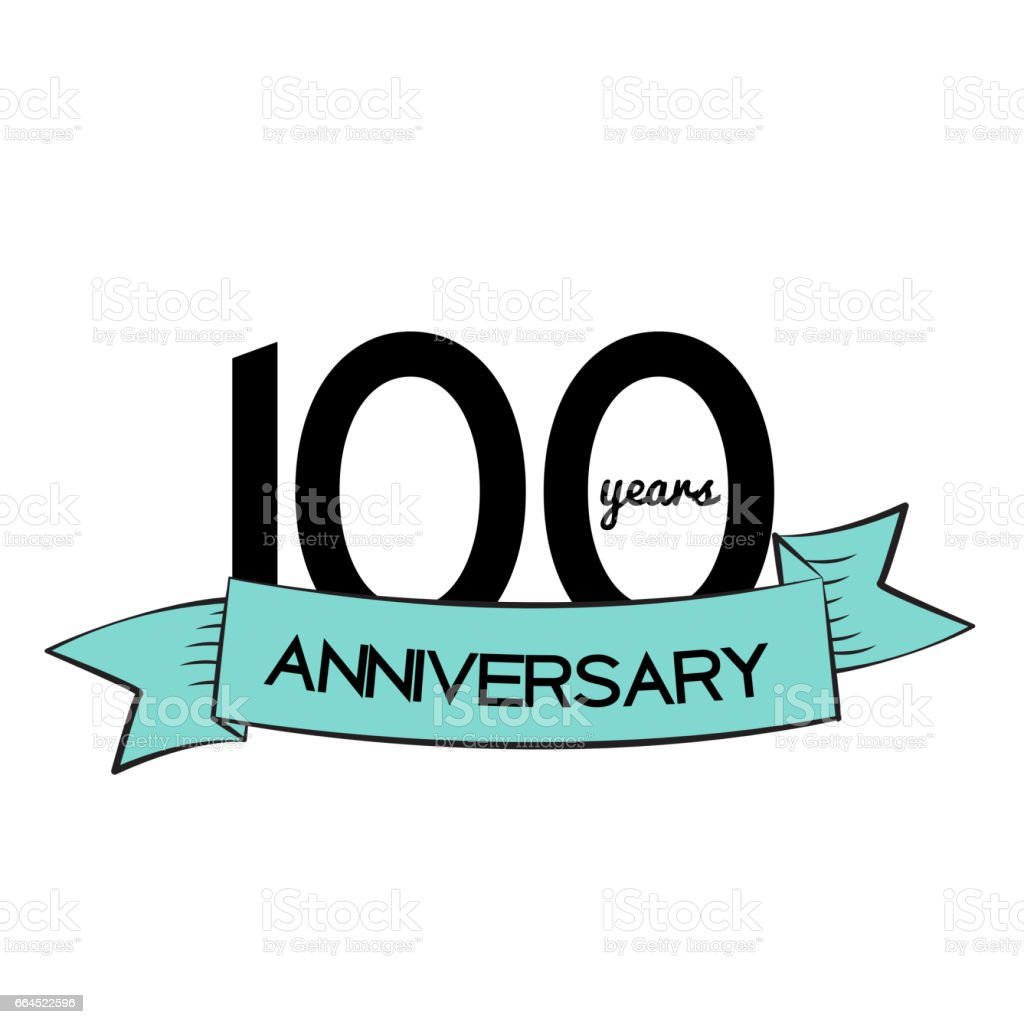 Template logo 100 years anniversary vector illustration stock vector template logo 100 years anniversary vector illustration royalty free template logo 100 years anniversary vector buycottarizona Image collections