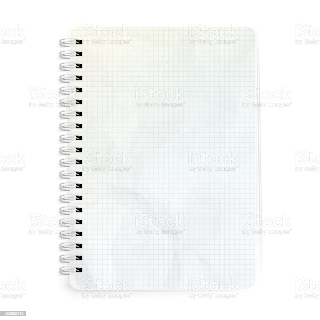 Template Notepad Design Eps 10 Stock Vector Art More Images Of