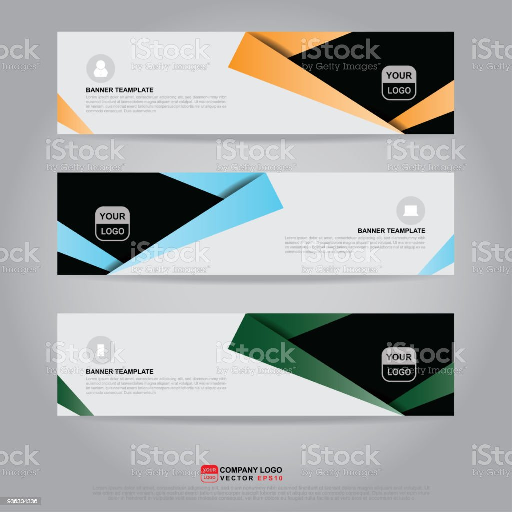 Template of banner brochure flyer and card voucher for header template of banner brochure flyer and card voucher for header template presentation accmission Images