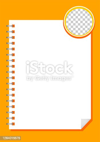 istock template paper rectangle a4 white and circle transparent for background, blank paper white for banner presentation, cover paper white a four print for clip art, empty paper a4 mock up for copy space 1264015575