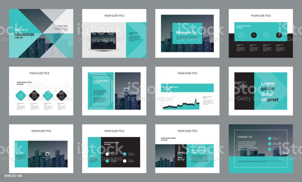 template presentation design and page layout design for brochure ,book , magazine,annual report and company profile , with infographic elements  design векторная иллюстрация