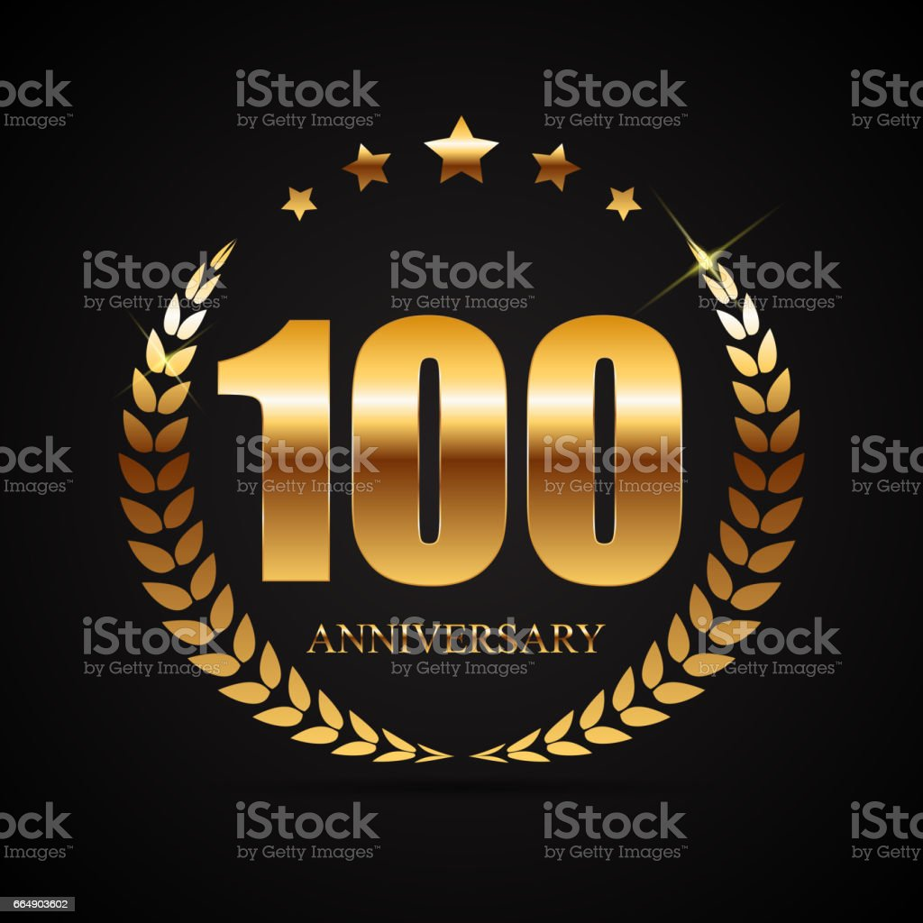 Template symbol 100 years anniversary vector illustration stock number number 100 symbol text belarus buycottarizona Image collections