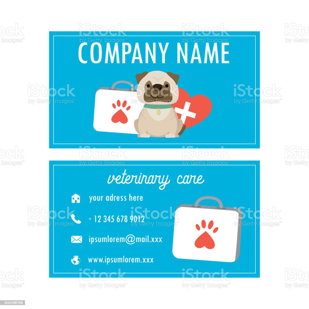 Template veterinary business card stock vector art more images of template veterinary business card royalty free template veterinary business card stock vector art amp colourmoves