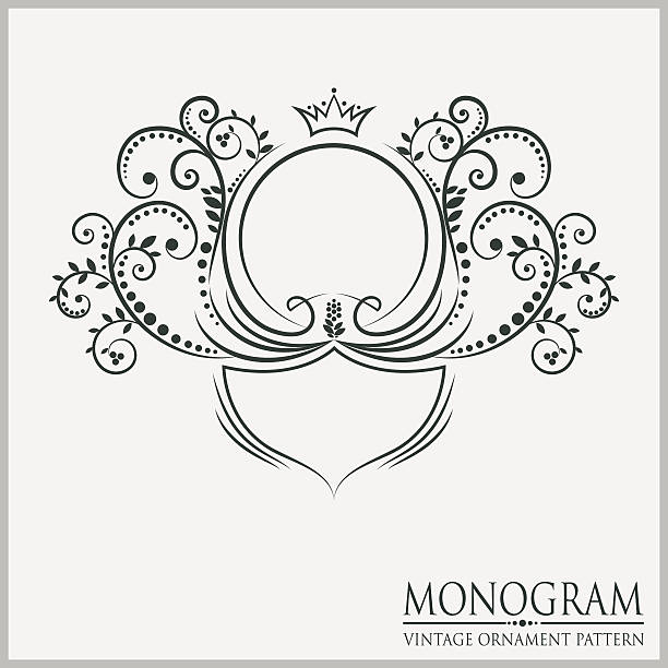 royalty free wedding insert template clip art vector images