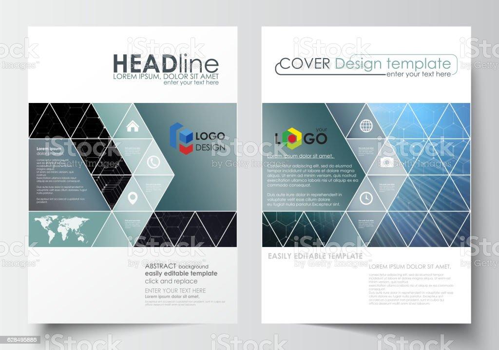 Free Report Cover Design Templates