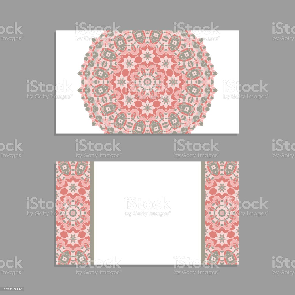 Templates For Greeting And Business Cards Gold Background Light ...