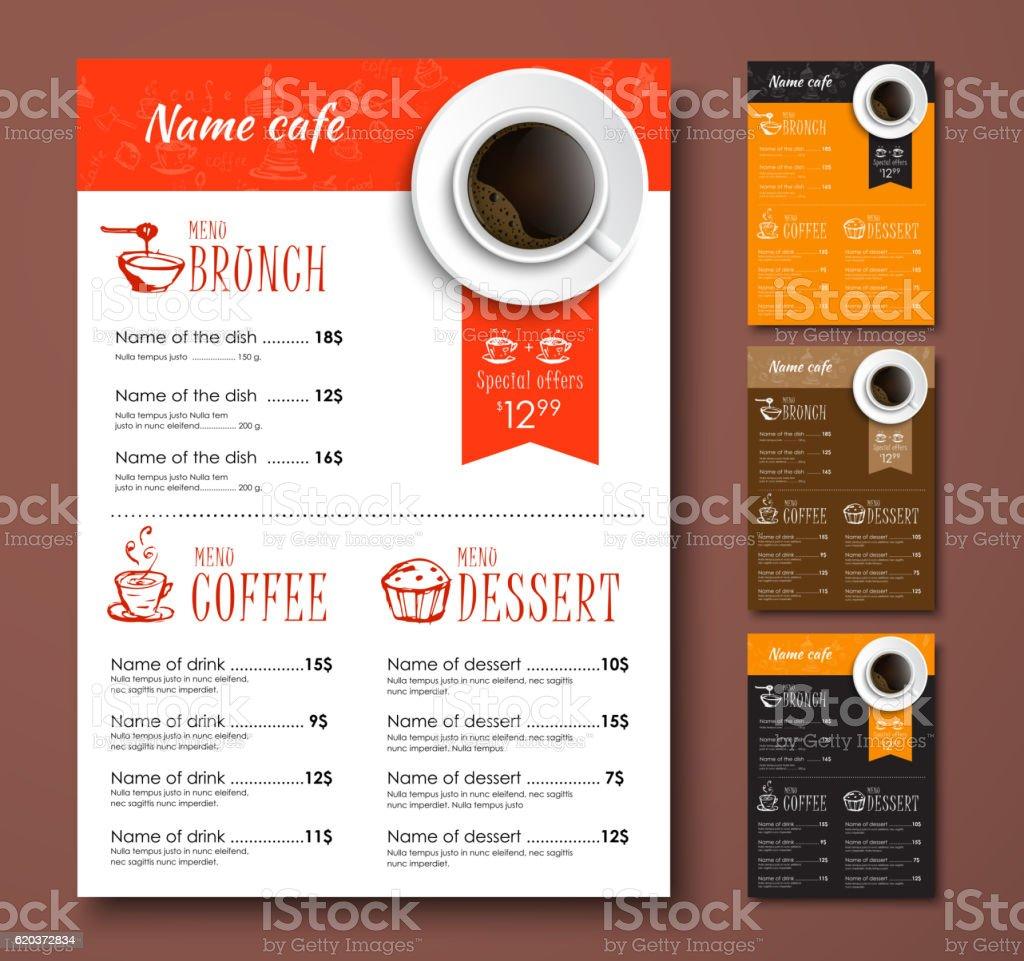 Templates of different colors coffee menu with hand drawings templates of different colors coffee menu with hand drawings - stockowe grafiki wektorowe i więcej obrazów biały royalty-free