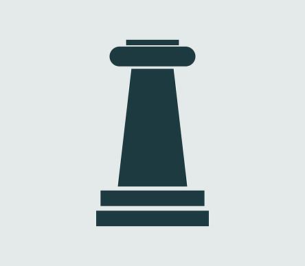 temple column icon