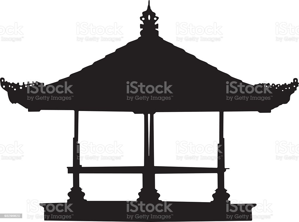 Temple royalty-free temple stock vector art & more images of architecture