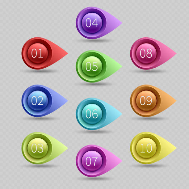 royalty free bullet points clip art vector images illustrations