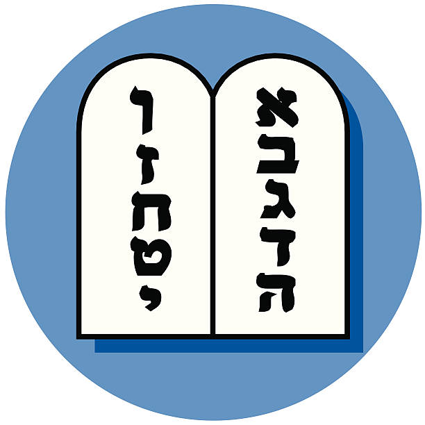 Best Ten Commandments Illustrations, Royalty-Free Vector ...